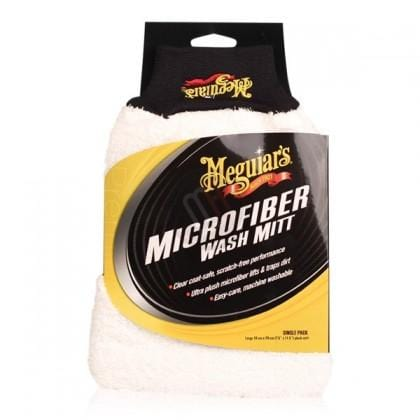 Meguiar's Microfibre wash mitt - UltimateCare - Protect Your Investment