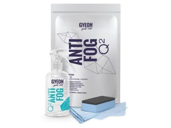 Gyeon Q2 ANTIFOG - UltimateCare - Protect Your Investment