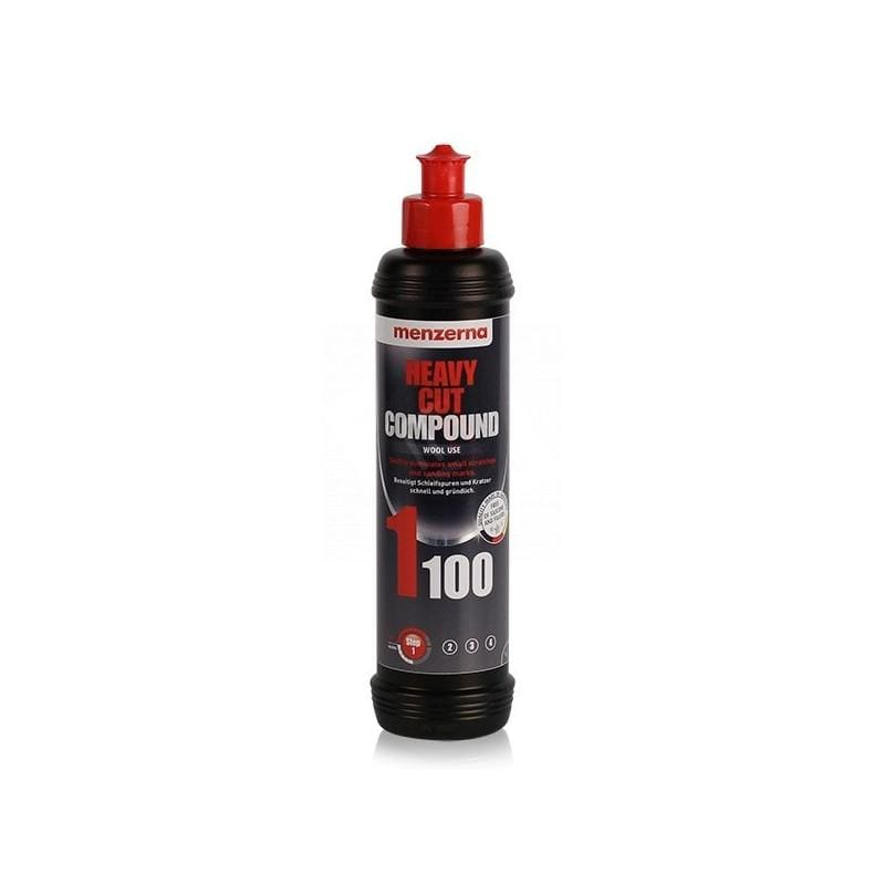 Menzerna HEAVY CUT COMPOUND 1100 - UltimateCare - Protect Your Investment
