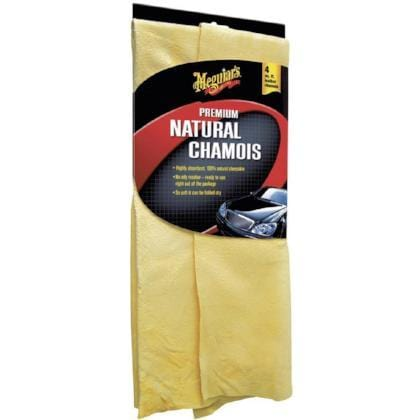 Meguiar's natural chamois - UltimateCare - Protect Your Investment