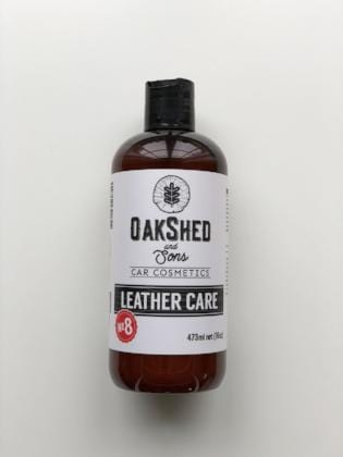OakShed Leather Care - UltimateCare - Protect Your Investment