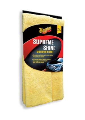 Meguiar's Microfiber Towel - UltimateCare - Protect Your Investment