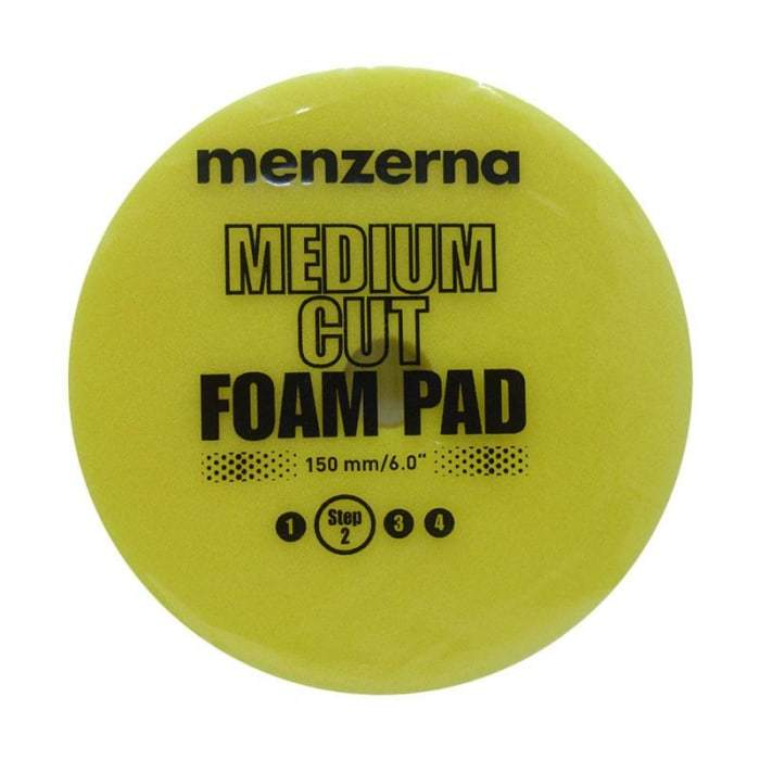 Menzerna MEDIUM CUT FOAM PAD - UltimateCare - Protect Your Investment