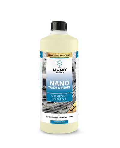 Nano Carapace Shampoing  Céramique – Nano Wash & Pearl - UltimateCare - Protect Your Investment