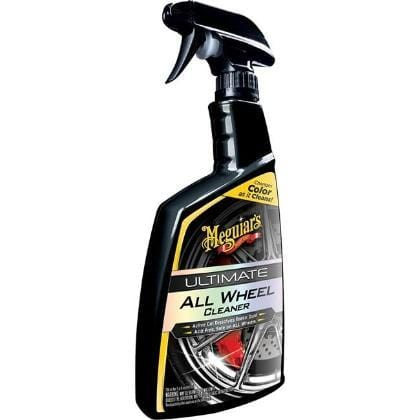 Meguiar's Ultimate All Wheel Cleaner - Nettoyant Toutes Jantes Ultime - UltimateCare - Protect Your Investment