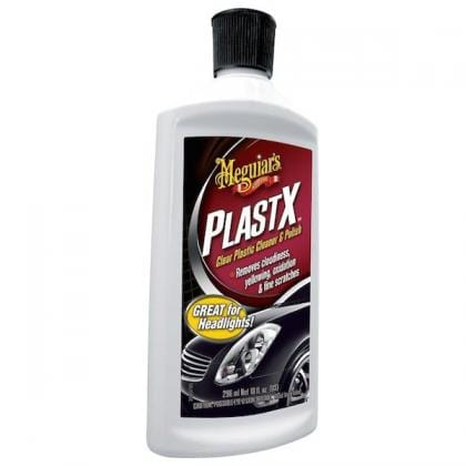 Meguiar's PLAST-X - UltimateCare - Protect Your Investment