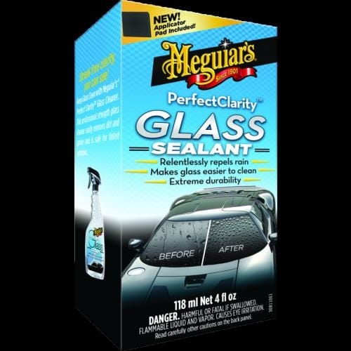 Meguiar's protection glass sealant - UltimateCare - Protect Your Investment