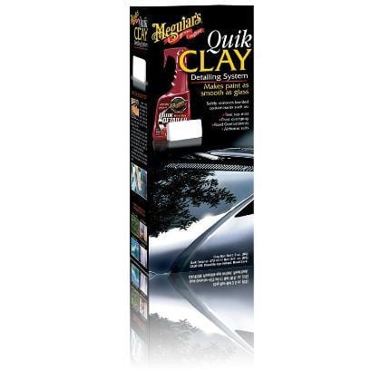 Meguiar's SYSTÈME GOMME QUIK CLAY - UltimateCare - Protect Your Investment