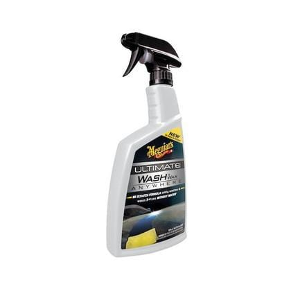 Meguiar's WASH & WAX ANYWHERE - UltimateCare - Protect Your Investment