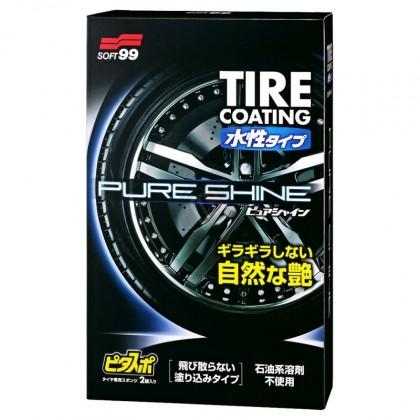 Soft99 TIRE COATING PURE SHINE - UltimateCare - Protect Your Investment