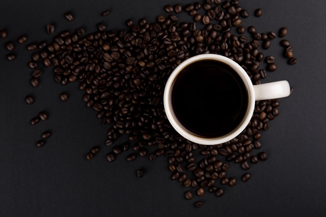 How do people drink coffee black?
