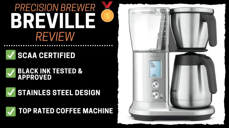 Breville Precision Brewer Review