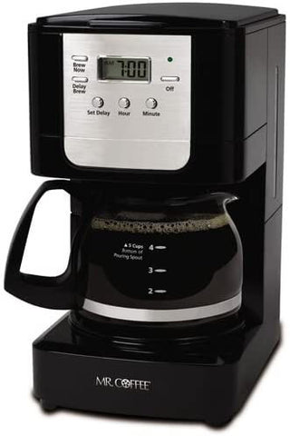 Mr. Coffee 5-Cup Programmable Coffeemaker