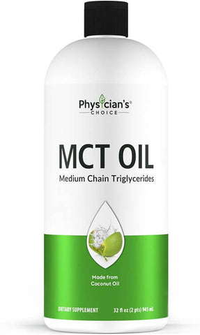 Physician's Choice Dr Approved MCT Oil