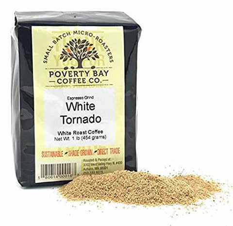 Poverty Bay Coffee Co white coffee