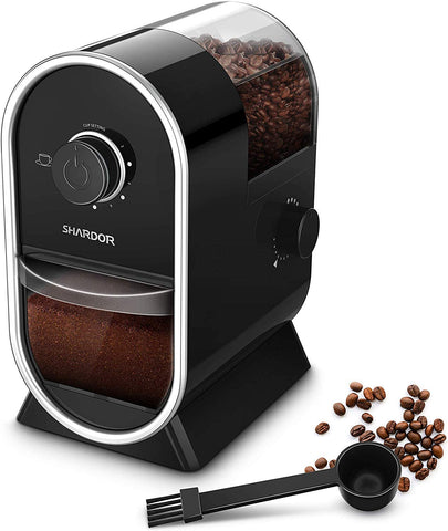 SHARDOR Electric Burr Coffee Grinder Mill
