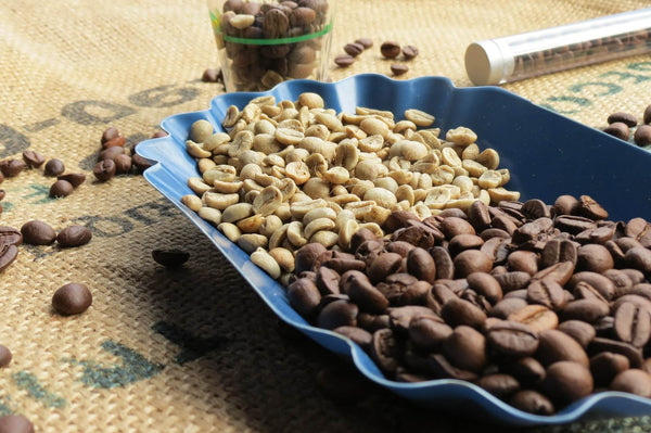 Coffee Bean Processing