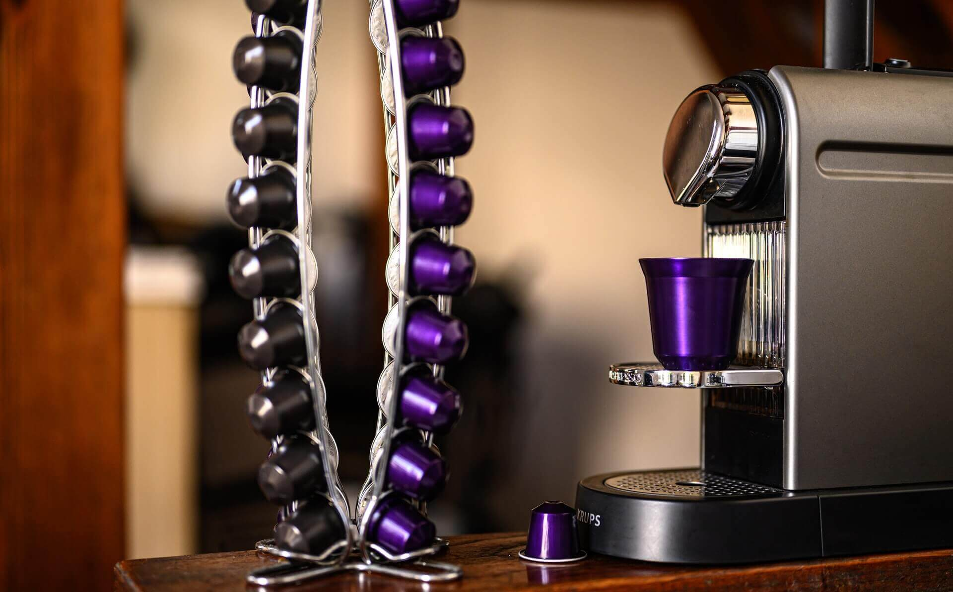 how to clean nespresso