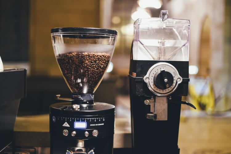 what is a burr grinder