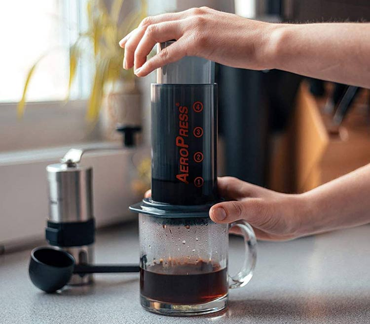 what is an aeropress