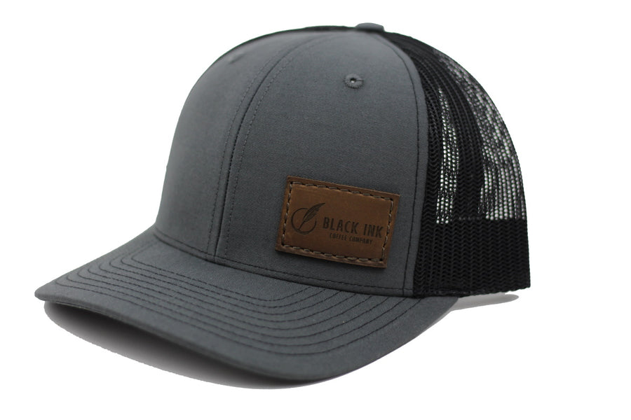 Leather Patch Hat