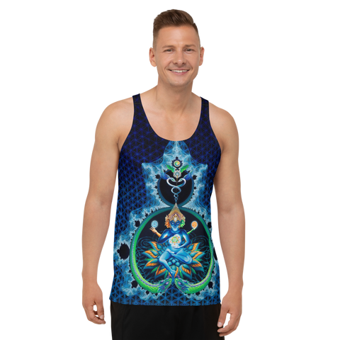 Event Horizon Unisex Tank Top