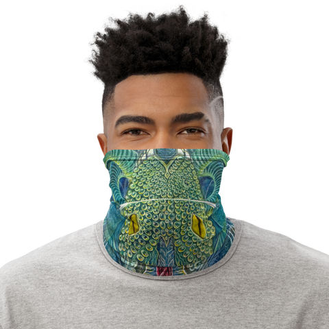 Self Reflection Neck Gaiter