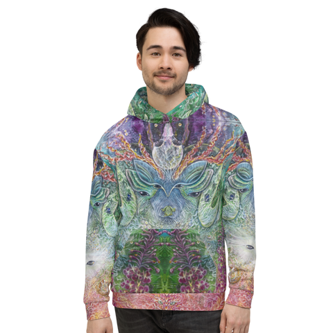 Shapeshifter Unisex Hoodie