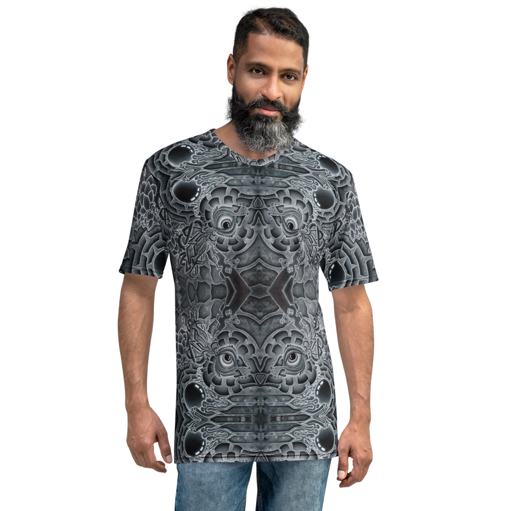Outer Worlds of Infinite Inner Space Men's T-shirt