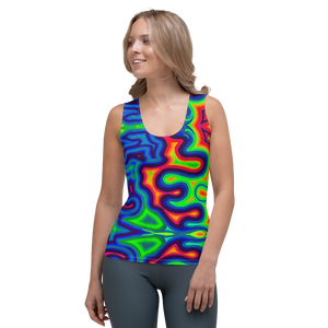Squiggles Tank Top