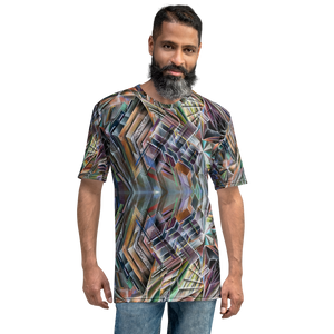 Castles of Color Men's T-shirt