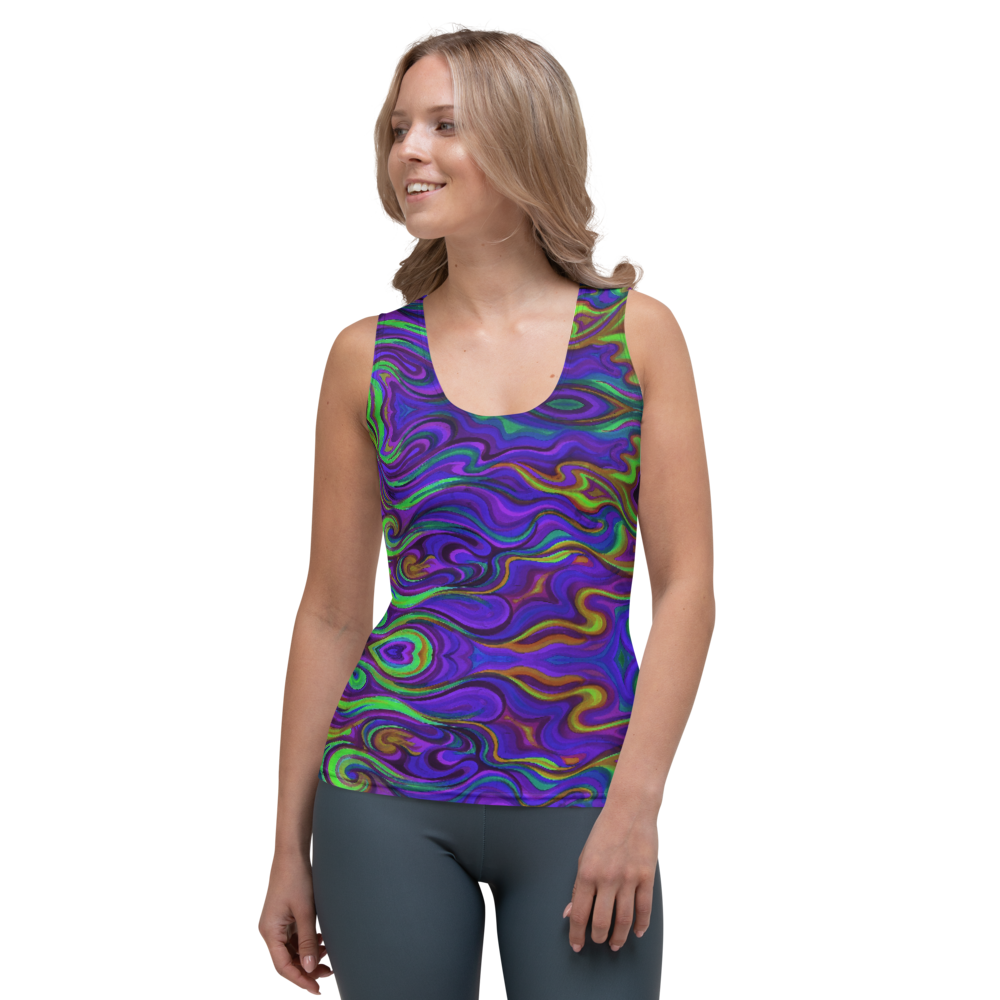 Mind Melt Tank Top