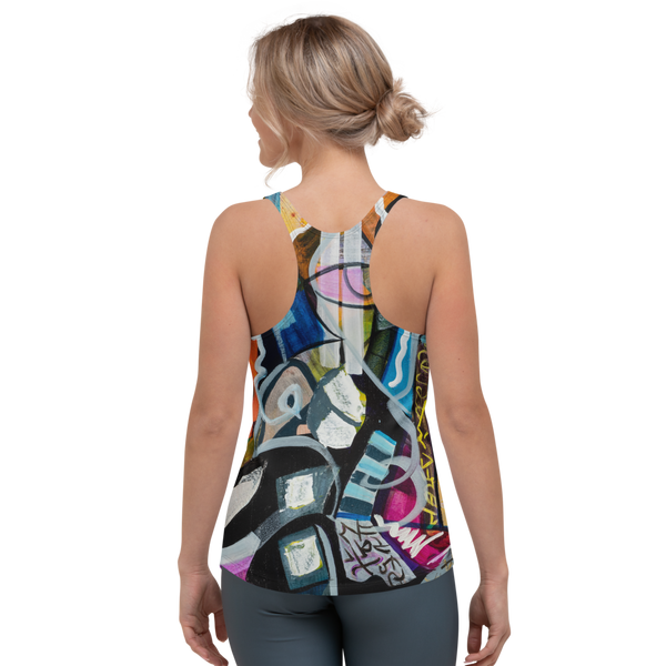The Book Women's Racerback Tank