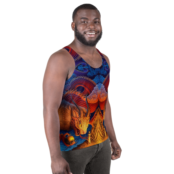 Wish is Granted Unisex Tank Top