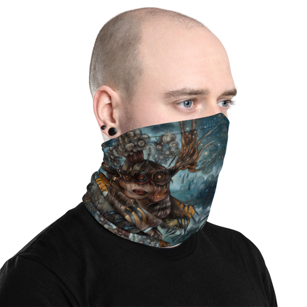 Peaceful Little One (Empyreal Wanderer) Neck Gaiter