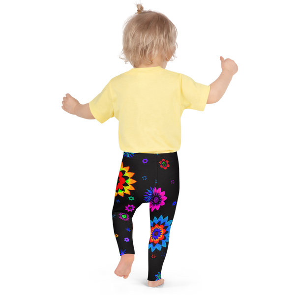 Dazzling Garden Kid's Leggings