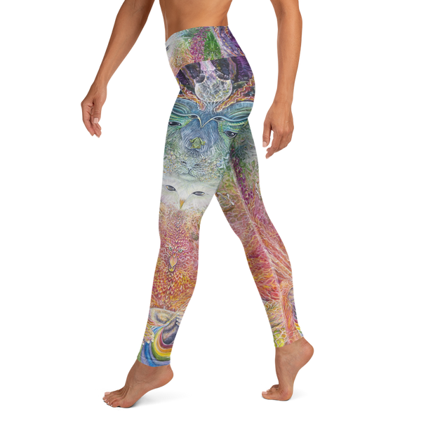 Shapeshifter Yoga Leggings