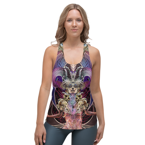 Crystal Queen Women's Racerback Tank