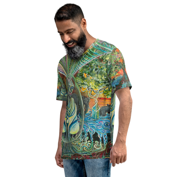 Zen Mind Men's T-shirt