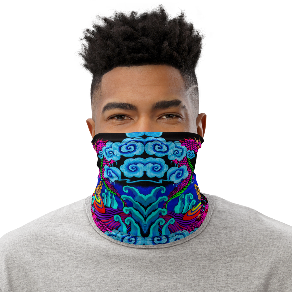 Dragons Vol 2 Neck Gaiter