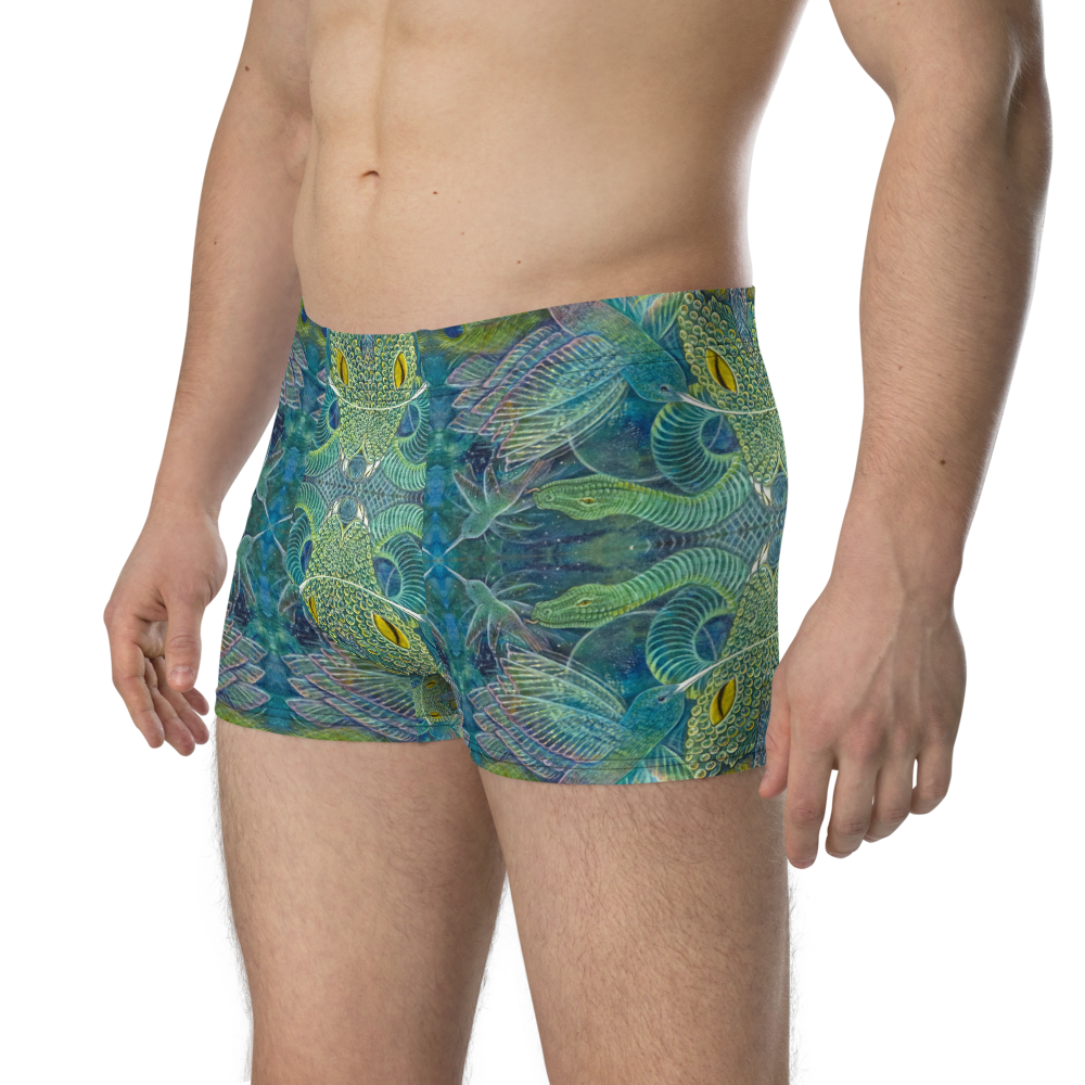 Self Reflection Boxer Briefs