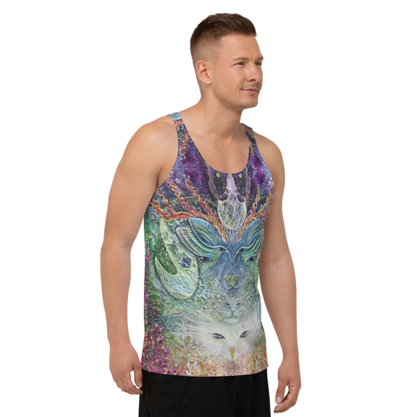Shape Shifter Unisex Tank Top