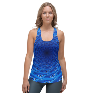 Deep Space Women's Racerback Tank