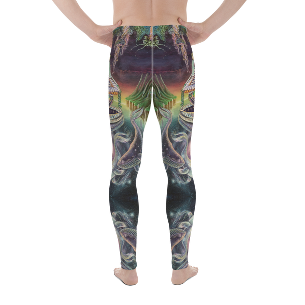 Soul Temple Men's Leggings