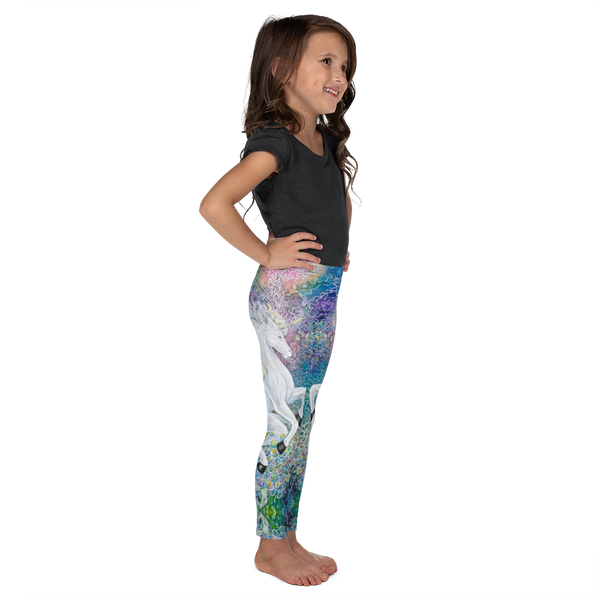 Mystical As F Kid's Leggings