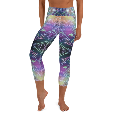 Andromeda Capri Leggings