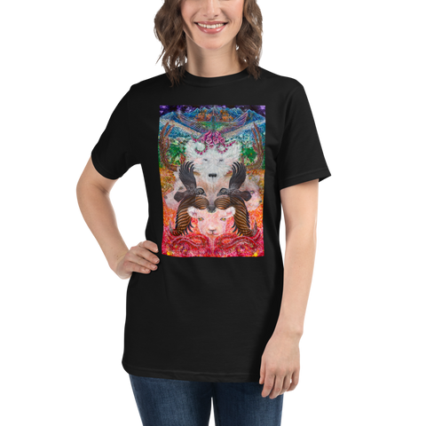 The Spirits of the Fires Organic T-Shirt