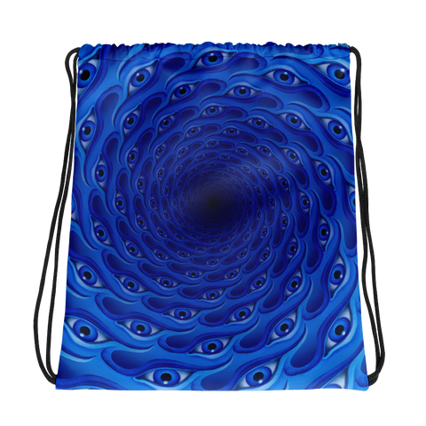 Deep Space Drawstring bag