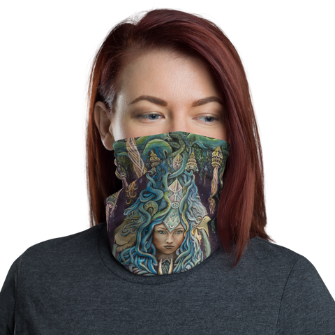 Soul Temple Neck Gaiter