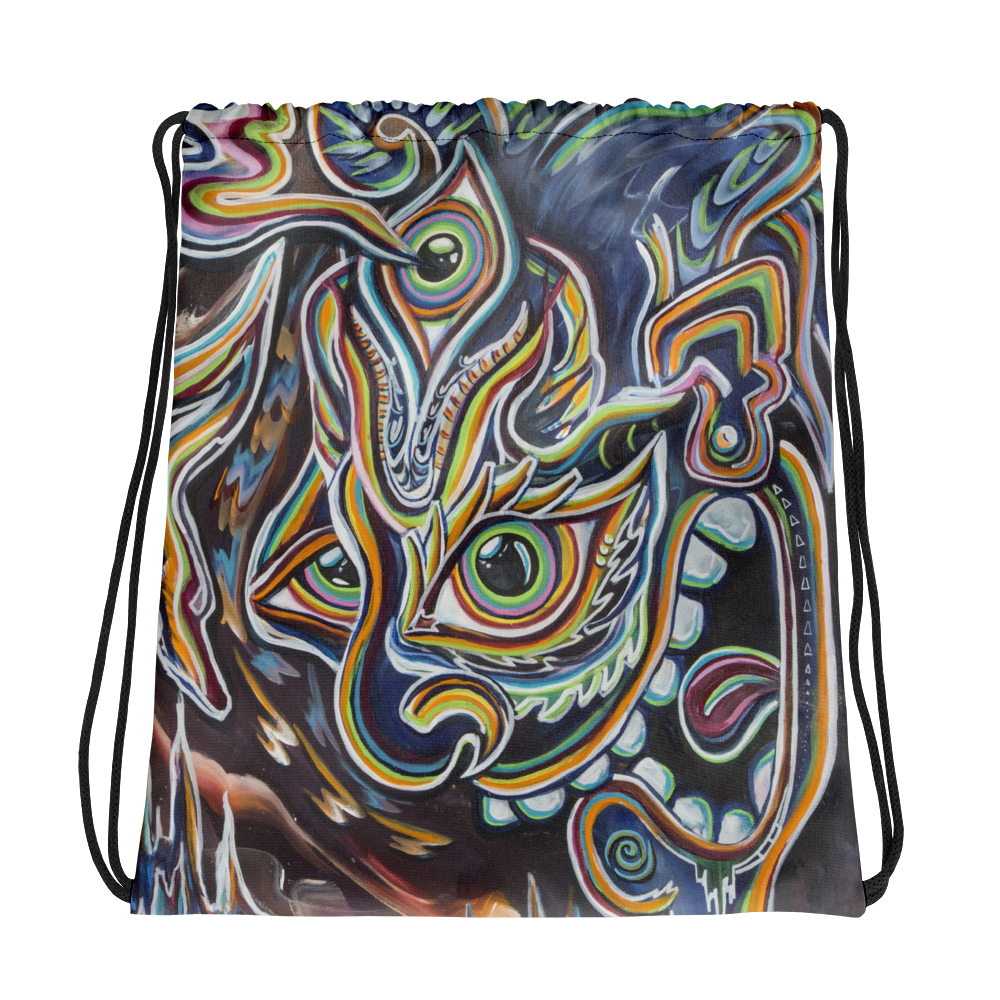 Molly Gardner Vol. 8.0 Drawstring bag